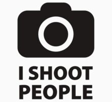 I Shoot People by DesignFactoryD