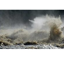 The Force of Nature Photographic Print