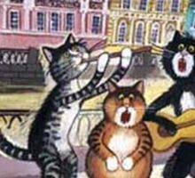 SPB_CATS #2 Sticker