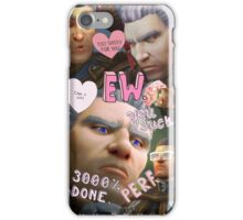Khadgar Collage iPhone Case/Skin