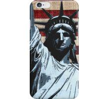 Liberty Flag iPhone Case/Skin