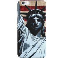 Liberty Flag iPhone Case/Skin