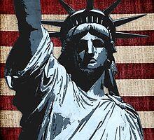 Liberty Flag by morningdance