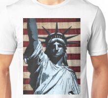 Liberty Flag Unisex T-Shirt