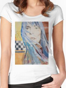 Joni Women's Fitted Scoop T-Shirt