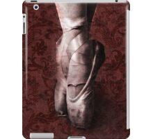 Grunge Ballet iPad Case/Skin