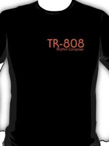 TR-808 Rhythm Composer T-Shirt
