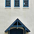 Church Windows by Bine