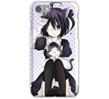 Rikka Takanashi with cat Chuunibyou demo koi ga shitai iPhone Case/Skin