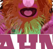 Mahna Mahna Sticker