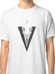 Tarot Death Crow Classic T-Shirt