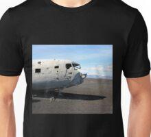 US Navy DC-3 wreckage Unisex T-Shirt