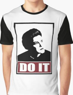 Obey Janeway Graphic T-Shirt