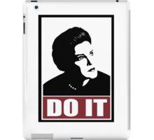 Obey Janeway iPad Case/Skin