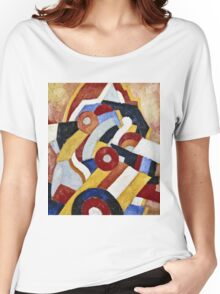 Marsden Hartley - Abstraction  Women's Relaxed Fit T-Shirt