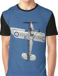 Hawker Fury I K5674 G-CBZP Graphic T-Shirt