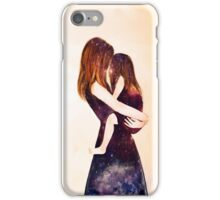 their own world iPhone Case/Skin