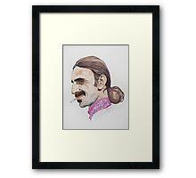 The Grand Wazoo : Frank Zappa Framed Print