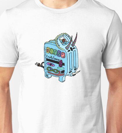 Rainbow Triceratoaster Unisex T-Shirt