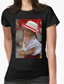 Cuenca Kids 827 Womens Fitted T-Shirt