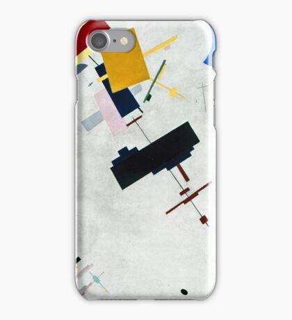 Kazimir Malevich - Suprematism  iPhone Case/Skin