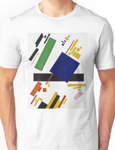 Kazimir Malevich - Suprematist Composition  Unisex T-Shirt