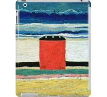 Kazimir Malevich - Red House  iPad Case/Skin