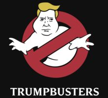 Trump Busters - Donald Trump Ghostbusters One Piece - Long Sleeve