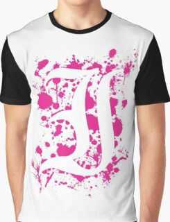 Every Time I Die - Negative Space 'I' Graphic T-Shirt