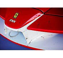 Ferrari Fxx Photographic Print