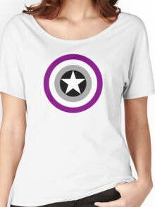 Pride Shields - Ace Women's Relaxed Fit T-Shirt