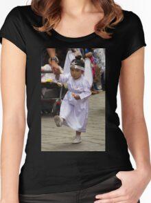 Cuenca Kids 828 Women's Fitted Scoop T-Shirt