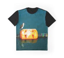 Penguin at Apollo Bay Graphic T-Shirt