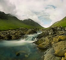 buachaille etive mor by Claire Walsh