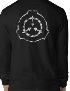 SCP Foundation Symbol Long Sleeve T-Shirt