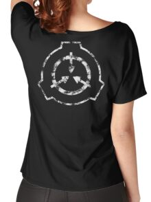 SCP Foundation Symbol Women's Relaxed Fit T-Shirt