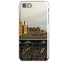 GOING BY RAIL iPhone Case/Skin