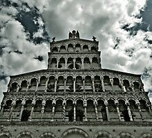 Cathedral Lucca by Doug Cook