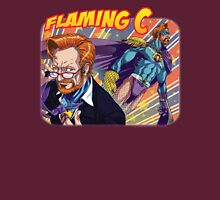 FLAMING C - Flaming Ginger of JUSTICE! Unisex T-Shirt
