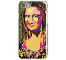 Mona Lisa - La Joconde iPhone Case/Skin