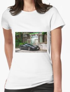 Ferrari 458 Speciale  Womens Fitted T-Shirt