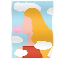 Head in clouds Poster