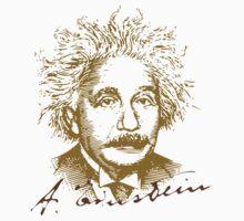 Albert Einstein visionary in modern physics One Piece - Short Sleeve