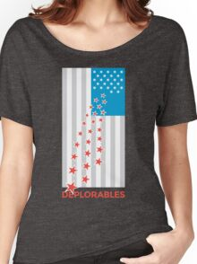 Deplorables Women's Relaxed Fit T-Shirt