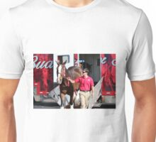 Clydesdale Horse Unisex T-Shirt