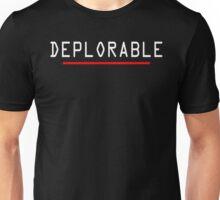 Deplorable Trump Voter Unisex T-Shirt