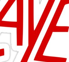 Slayer Sticker