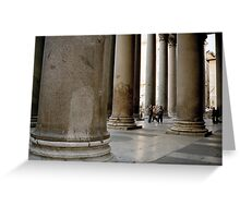 Pantheon, Rome Greeting Card