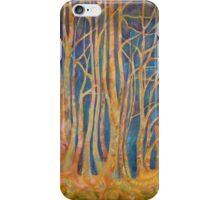 Dancing Trees iPhone Case/Skin