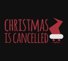Christmas is CANCELLED! by jazzydevil